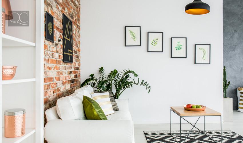 trendy interior decorating living room