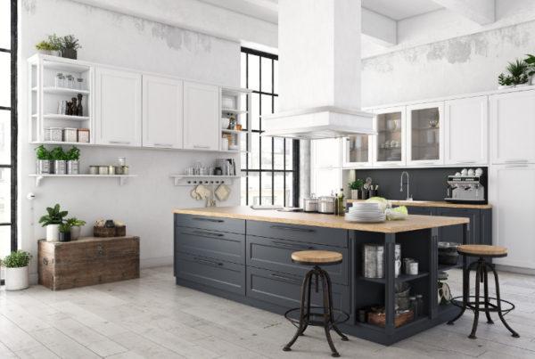 what a clean professional interior decorator portfolio or home staging portfolio looks like