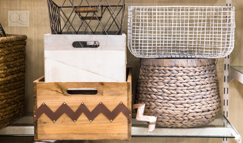 storage containers for professional organizing