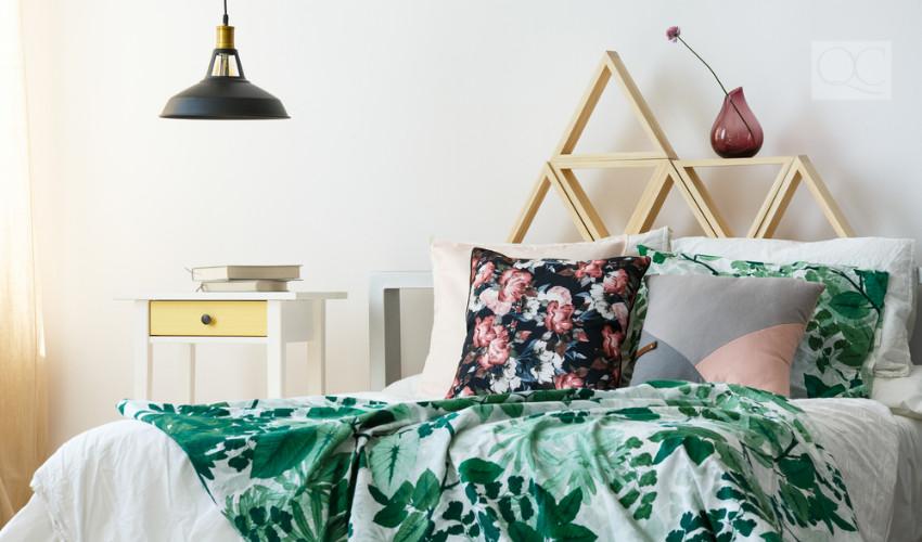 stylish bedroom interior decorating jobs