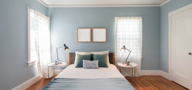 Color guide the most popular paint colors by room qc - Most popular bedroom paint colors ...