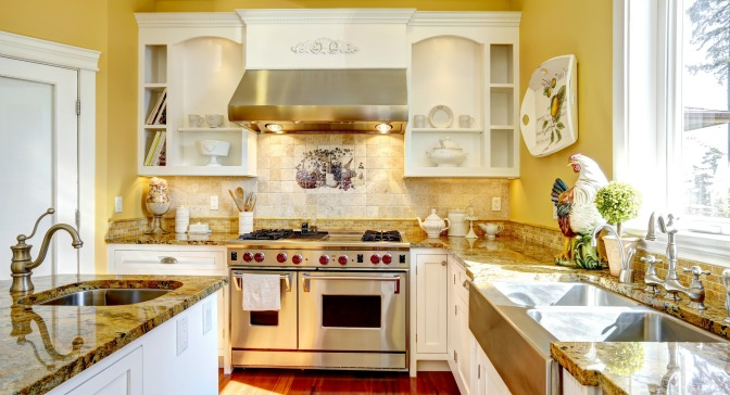 Best yellow paint colors for the kitchen