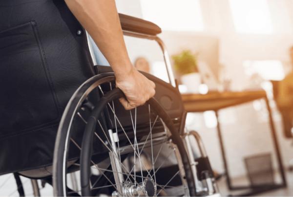 wheelchair accessibility for interior design