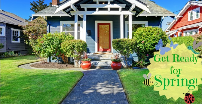 Get Ready for Spring, Home Stagers!