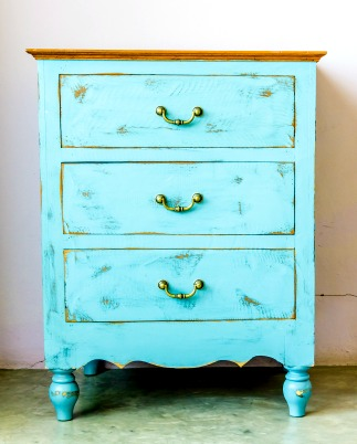Update your RAST dresser with a few coats of paint and some new hardware