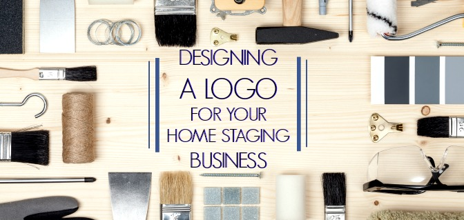 designing a logo for your home staging business qc design school. Black Bedroom Furniture Sets. Home Design Ideas