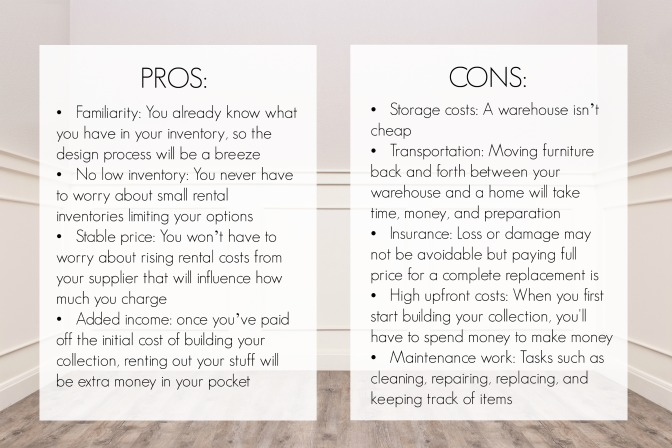 pros and cons of holding your own stock