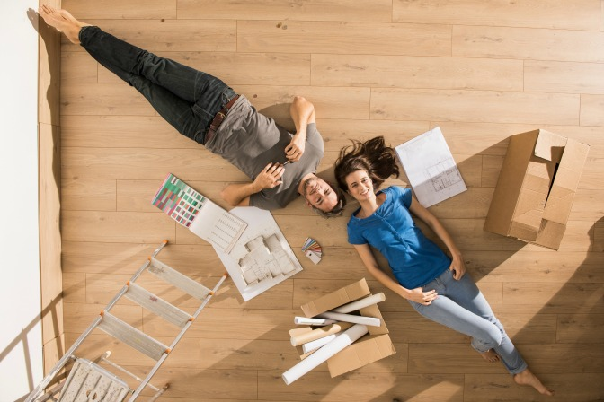 Alternative living arrangements during home renovation