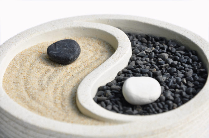 yin yang feng shui creating balance and harmony in the home