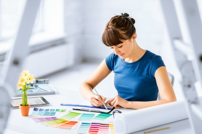 Interior Design Certification Color Theory