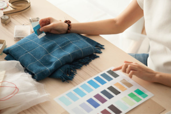 color theory for interior decorating and design professionals