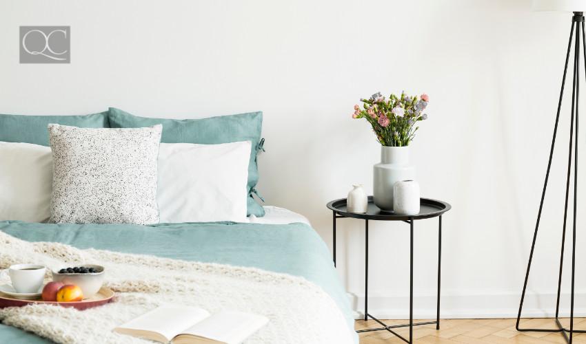 decorative bedding for bedroom decor