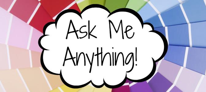 Ask Me Anything: Jane Lockhart