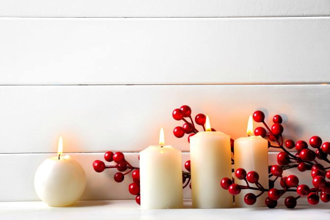 Holiday home decor and DIY ideas for Christmas parties