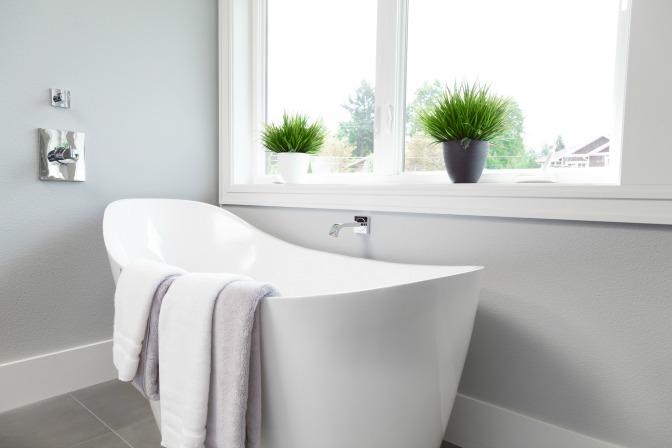 Home Staging and how to stage the bathroom in a home
