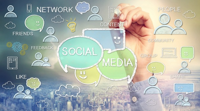 Using social media for your professional organizing business