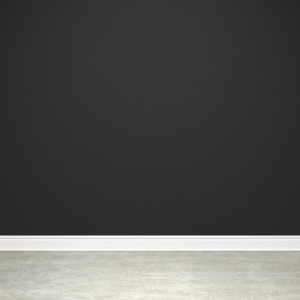 Go for a dark wall color.
