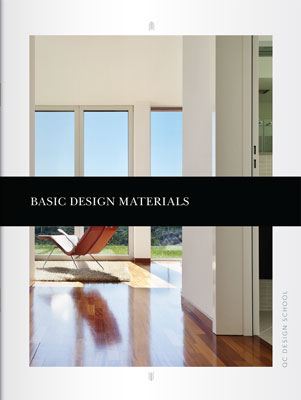 Basic Design Materials Course Textbook Cover