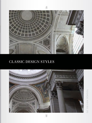 Classic Design Styles Course Textbook Cover