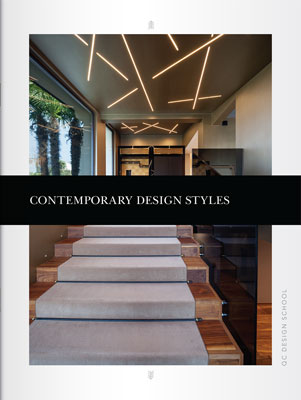 Contemporary Design Styles Course Textbook Cover