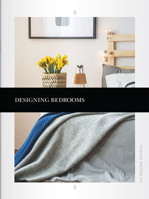 Designing Bedrooms Course Textbook Cover