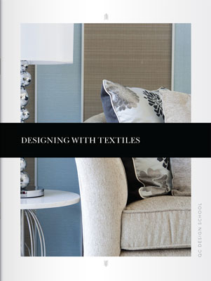 Designing with Textiles Course Textbook Cover