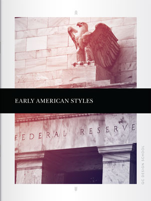 Early American Styles Course Textbook Cover