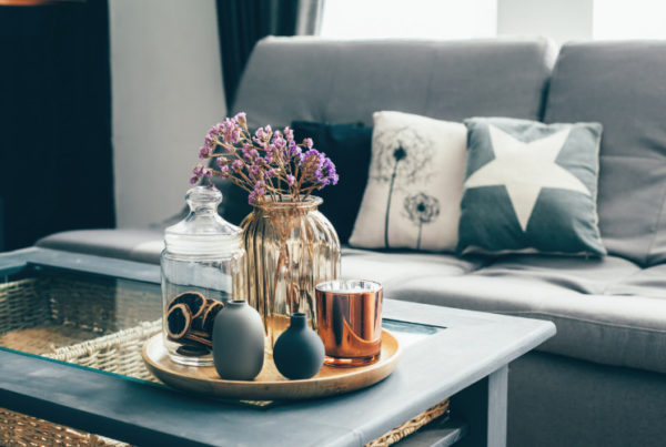 rigid rules for home staging or interior decorating in someone elses home