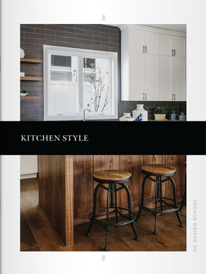 Kitchen Styles Course Textbook Cover