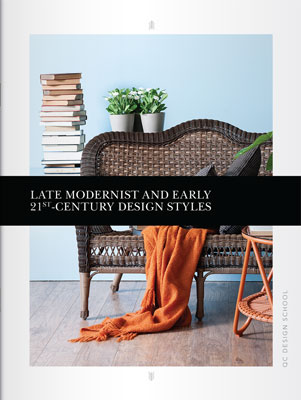 Late Modernist and Early 21st Century Design Styles Course Textbook Cover