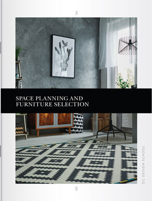 Space Planning and Furniture Selection Course Textbook Cover