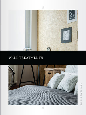 Wall Treatments Course Textbook Cover