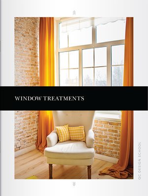 Window Treatments Course Textbook Cover