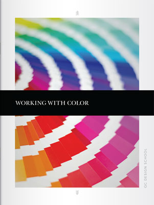 Working with Color Course Textbook Cover