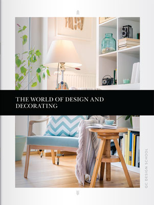 World of Design and Decorating Course Textbook Cover