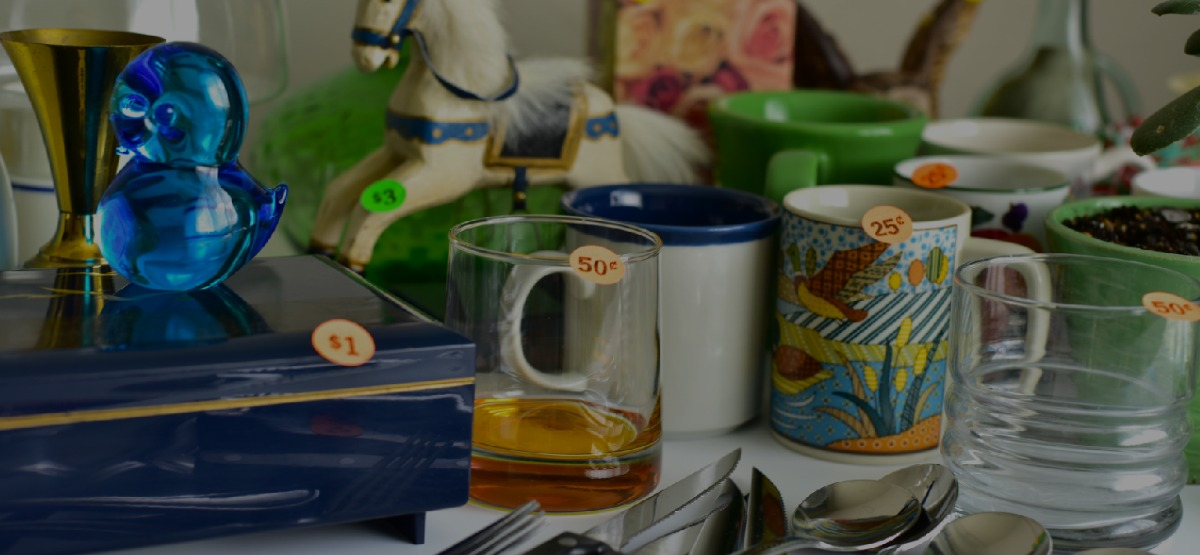 A Certified Organizer's Guide to Garage Sales