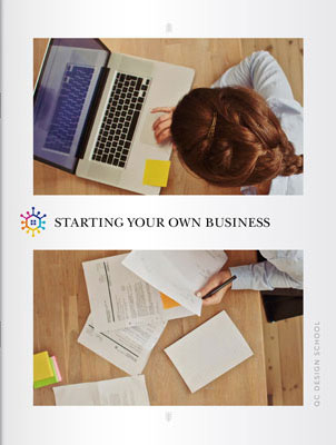 Starting Your Own Business Course Textbook Cover