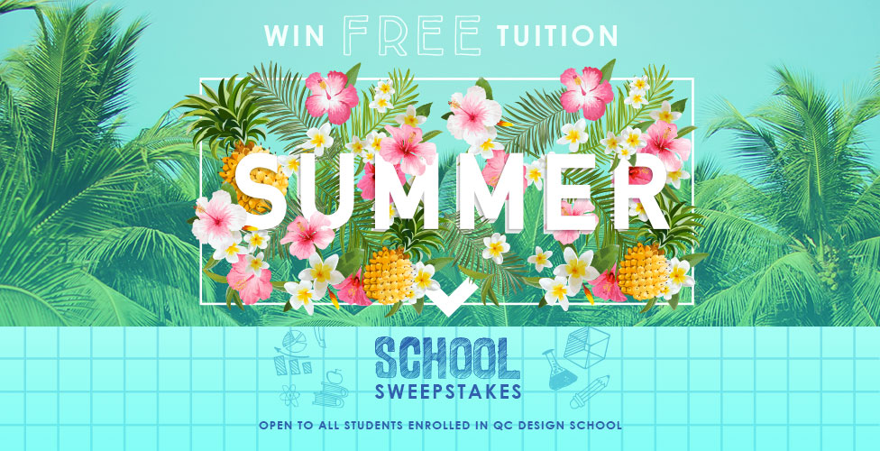 Summer School Free Tuition Sweepstakes