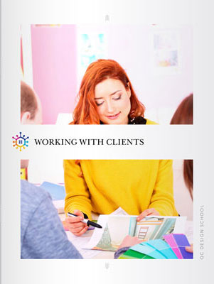 Working with Clients Course Textbook Cover
