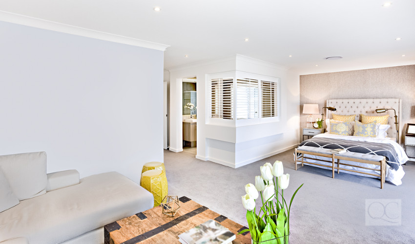 home staging for a bachelor apartment