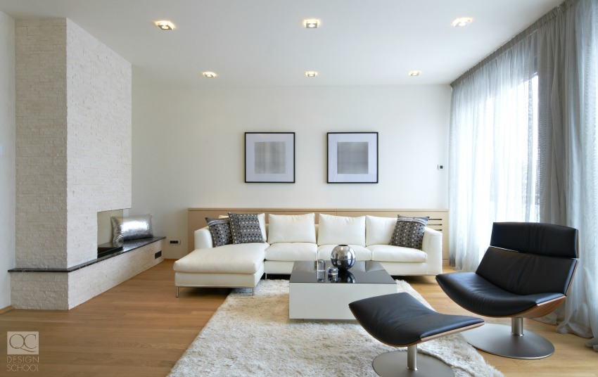 How to use lighting for interior decor