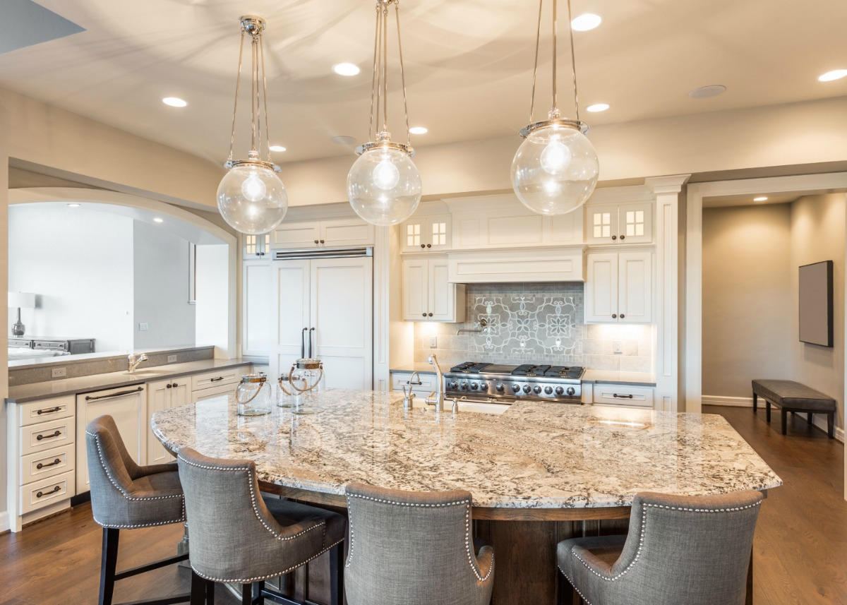 How to find high end clients as a certified organizer qc for School kitchen designs