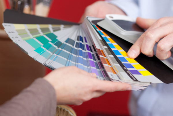 Job Description of a Color Consultant