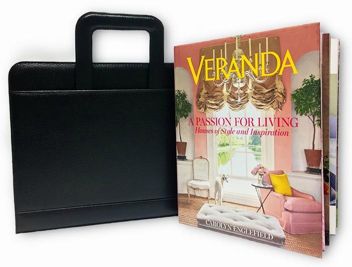 Designer portfolio and bonus book