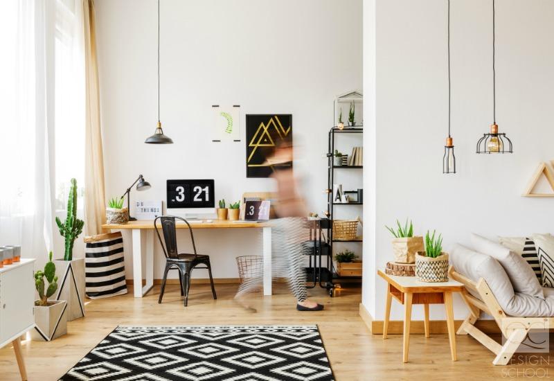 modern home design office