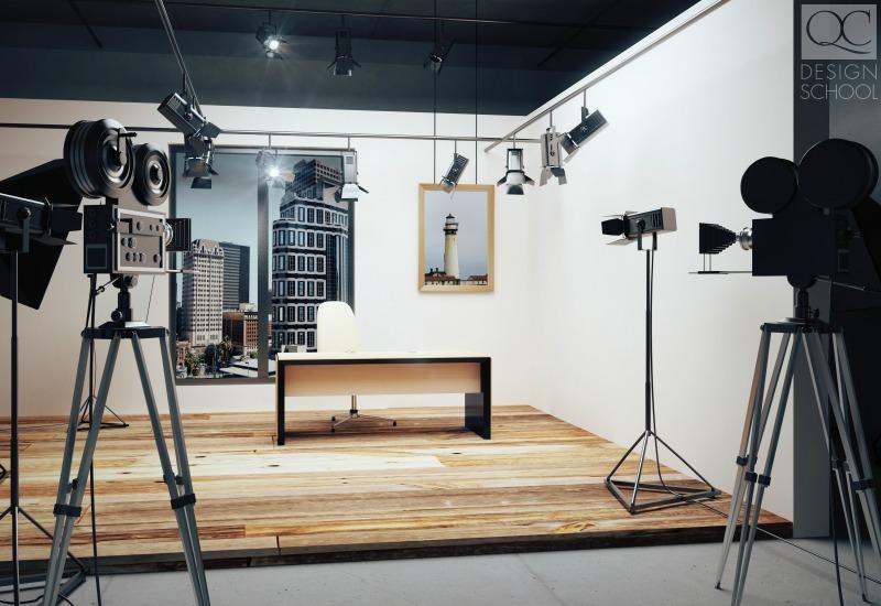 production design or set design