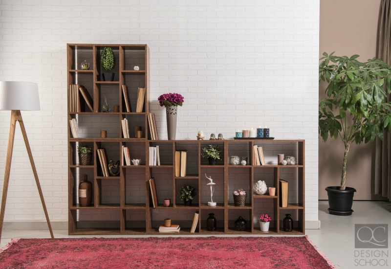 organizer wall unit