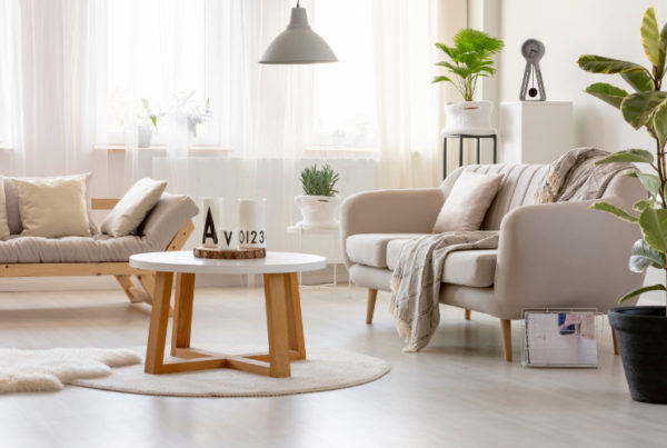 feng shui decluttering for a room in the house