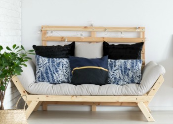 changing home decor for spring to improve your mood