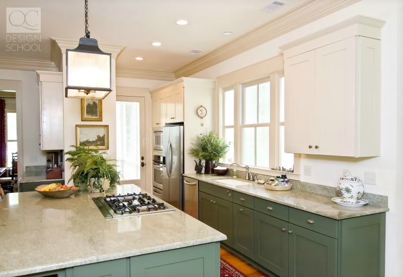 simple kitchen design strategies